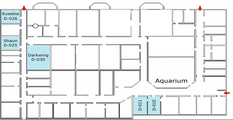Lageplan Gebäude D_2